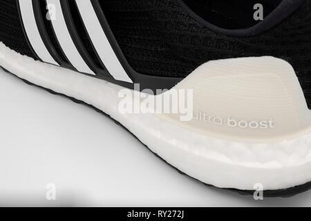 Adidas Ultra Boost Laufschuhe Stockfoto, Bild: 103737980 Alamy