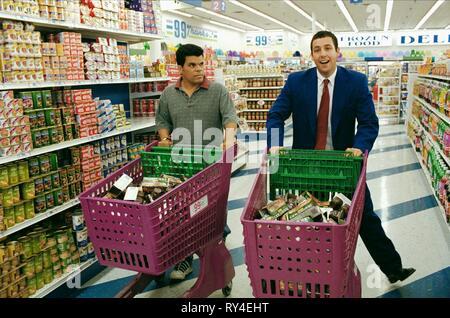 GUZMAN, SANDLER, PUNCH-DRUNK LOVE, 2002 - Stockfoto