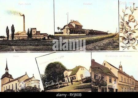 Zuckerfabrik brottewitz
