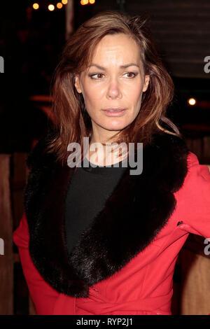 Nov 20, 2014 - London, England, UK-Winter Wonderland VIP-Eröffnung, Hyde Park, London Foto zeigt: Tara Palmer-Tomkinson - Stockfoto