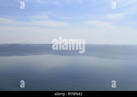Lake Nasser, obere Ägypten, Nordafrika, Naher Osten - Stockfoto