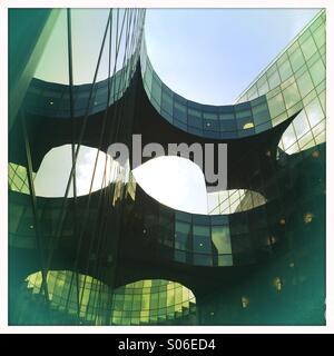 Abstrakt Architektur, The More London