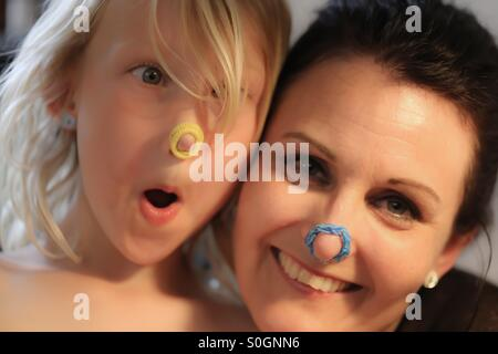 Clown - Stockfoto