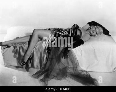 MARILYN MONROE, das verflixte siebte Jahr, 1955