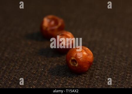Hot Red Chiltepin Chili - Stockfoto
