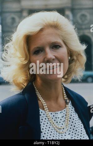 Das Erbe der Guldenburgs, Fernsehserie, Deutschland 1986 - 1988, Darsteller: Christiane Hörbiger