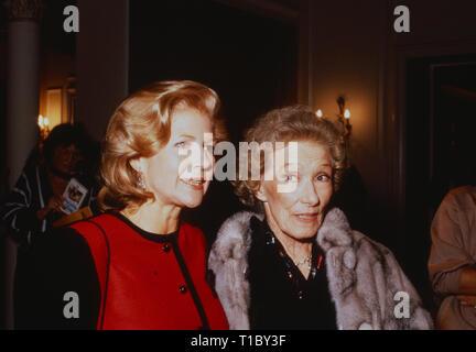 Das Erbe der Guldenburgs, Fernsehserie, Deutschland 1986 - 1988, Darsteller: Christiane Hörbiger, Brigitte Horney