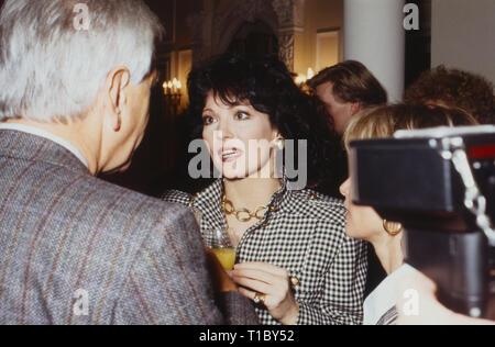 Das Erbe der Guldenburgs, Fernsehserie, Deutschland 1986 - 1988, Darsteller: Iris Berben