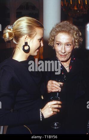 Das Erbe der Guldenburgs, Fernsehserie, Deutschland 1986 - 1988, Darsteller: Katharina Böhm, Brigitte Horney