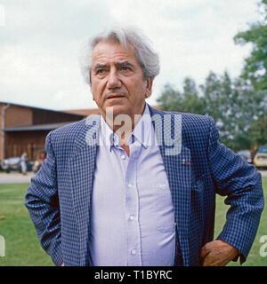 """Das Erbe der Guldenburgs, Fernsehserie, Deutschland 1986 - 1988, Folge: 'Die große Enttäuschung"""", Darsteller: Daniel Gelin"""