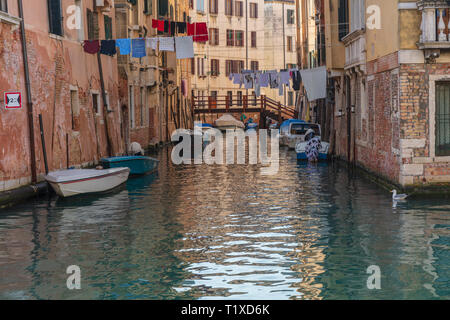 Architektur in Venedig - Stockfoto