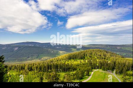 Brocken im Harz, Deutschland - Stockfoto