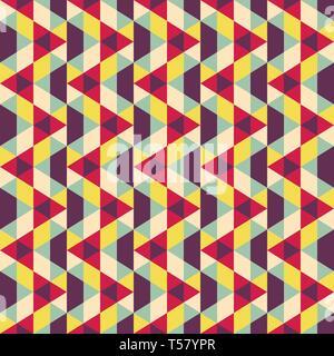 Nahtlose Hintergrund. Abstract Vector Illustration. Einfache Grafik Design. Muster für textile Druck-, Verpackungs- und Verpackung. - Stockfoto