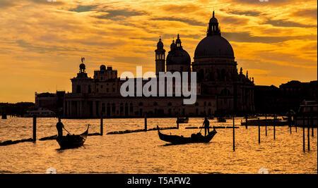 Venedig, Italien. - Stockfoto