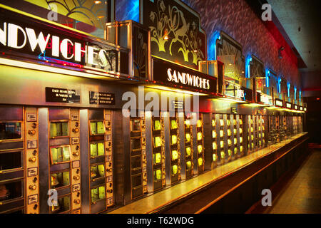 Fast Food, Snack, Automat Restaurant, Enschede, Holland ...