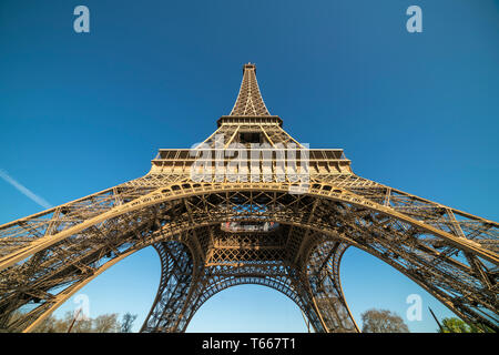 Eiffelturm in Paris, Frankreich | Eiffelturm, Paris, Frankreich - Stockfoto