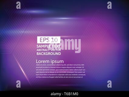 Geometrische Elemente abstrakt Vektor mit transparenten Hintergrund - Stockfoto