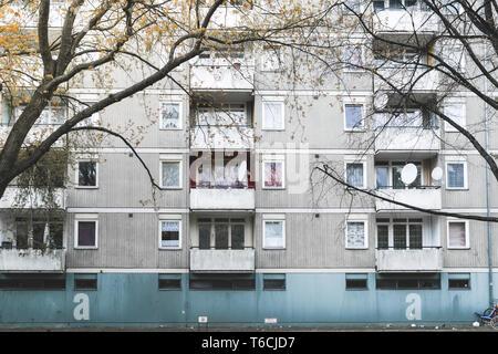sozialer Wohnungsbau in Berlin-Kreuzberg