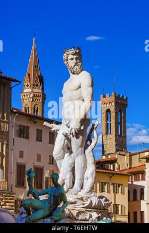 Denkmal in Florenz - Italien