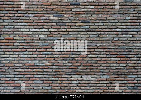 Hintergrund der alten Vintage Mauer Textur, in der Nähe - Stockfoto