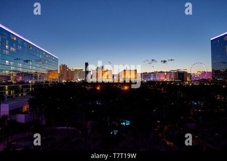 Las Vegas, Paradise, Nevada USA, - Stockfoto