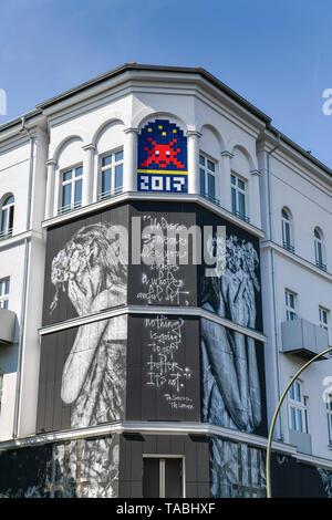 Urbane nation Museum, Bülowstraße, Schönheit, Berg, Berlin, Deutschland, städtische Nation Museum, Bülowstraße, Schöneberg, Deutschland - Stockfoto