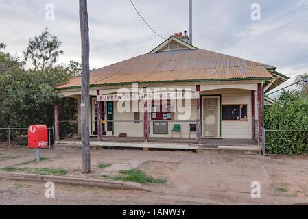 Das Australien Post in der Stadt, Australien, Bevölkerung 276 (2016) Am 16. Mai 1904 geöffnet wurde