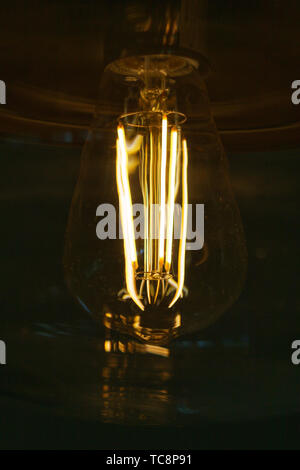 Vintage Lampe - Stockfoto