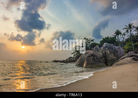 Coral Cove Beach, Koh Samui, Thailand - Stockfoto