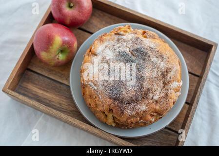 Apple Pie - Stockfoto
