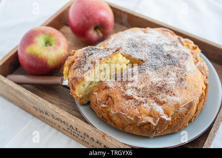 Apple Pie - Stockfoto