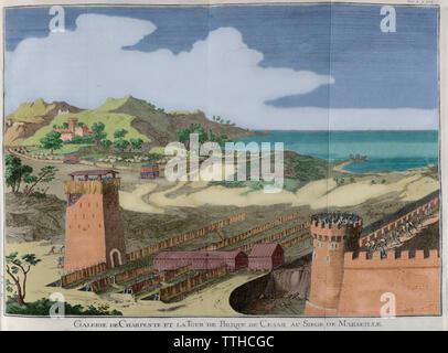 45 v. chr. römische tribüne aus