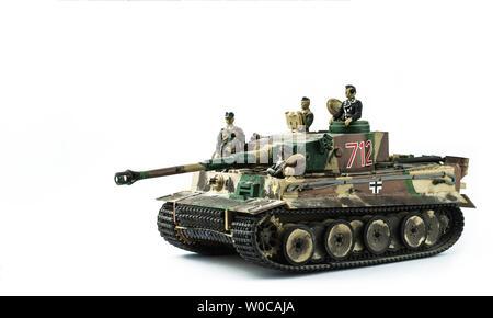 Altes Panzer Spiel