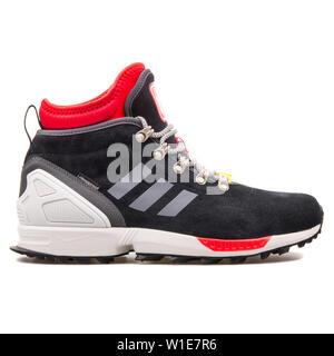 Adidas ZX Flux Winter dunkelblau Herren Sportschuhe S82932