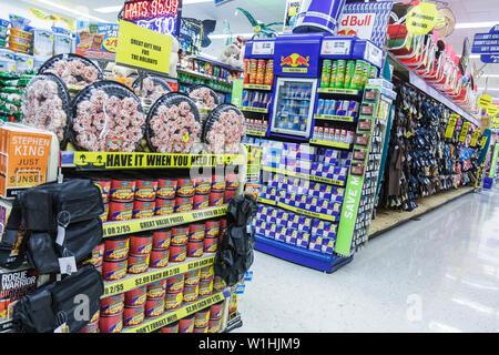 Miami Beach, Florida 41st Street Arthur Godfrey Road Walgreens Walgreens Drug Store Apothekenkette business product Retail displ - Stockfoto