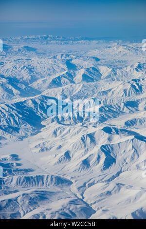 Kuristan Region in der östlichen Türkei nahe der iranischen Grenze - Stockfoto