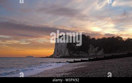 St. Margaret's Bay, Fähre, Dover, Kent - Stockfoto