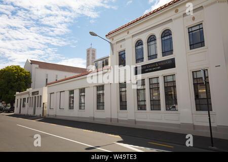 Napier Neuseeland Architektur - Stockfoto