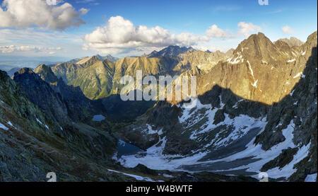 Tatra Gebirge - Stockfoto