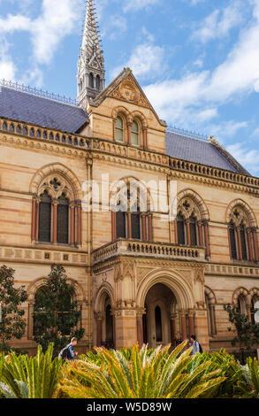 University of Adelaide in North Terrace Adelaide, South Australia, Australien - Stockfoto