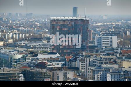 Rocket-Tower, Charlottenstraße, Kreuzberg, Berlin, Deutschland - Stockfoto