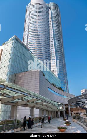 Mori Tower, Roppongi Hills, Tokyo, Japan - Stockfoto