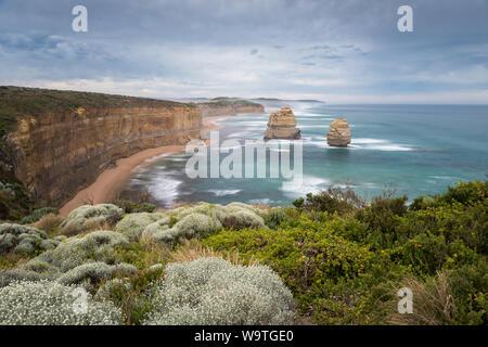 Zwölf Apostel Marine Nationalpark, Victoria, Australien