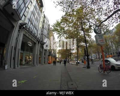 Berlin - Stockfoto