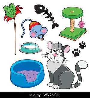 Katzen Sammlung