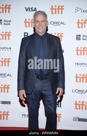 "Toronto, Ontario, Kanada. 10. Sep 2019. Josh Pais besucht die ""otherless Brooklyn 'Premiere während der 2019 Toronto International Film Festival im Princess of Wales Theatre am September 10, 2019 in Toronto, Kanada. Foto: PICJER/imageSPACE/MediaPunch Credit: MediaPunch Inc/Alamy leben Nachrichten - Stockfoto"