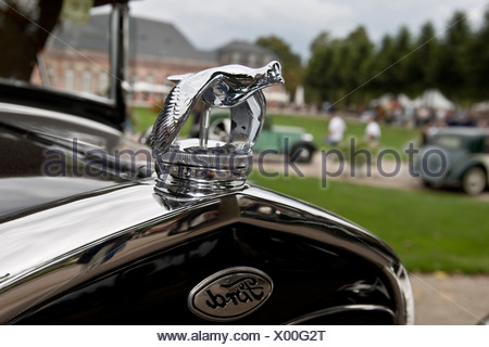Ford Roadster Model A de Luxe USA 1931, Intage Auto treffen, Schwetzingen, Baden-Württemberg, Deutschland - Stockfoto