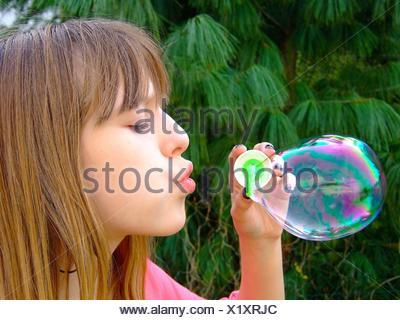 Seifenblase - Stockfoto
