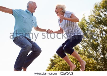 Älteres Hüpfen