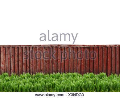 Zaun Aus Holzbrettern Hautnah Stockfoto Bild 277681488 Alamy